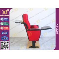 China Back Fixed Folding Table Auditorium Theater Seating Chairs For Lecture Classroom wholesale