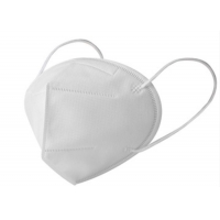 China GB2626-2006 Disposable Nonwoven KN95 Respirator Earloop Mask wholesale