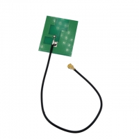 China 3dBi Built-In PCB Omni Directional 2.4Ghz Wifi Antenna For Router Network Card on sale