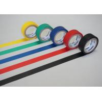 PVC Colorful Adhesive Insulation Tape Achem Wonder For Wires Winding Cable