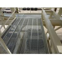 China Grating Aluminium Walkway / Galvanized Perforated Metal Walkway Panels wholesale