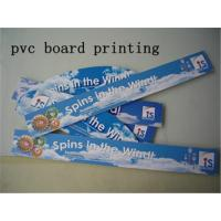Quality Die Cut Sintra Pvc Foam Core Signs And Display Double Sided Printing for sale