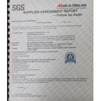 Chengdu UE Chemical Co.,Limited Certifications