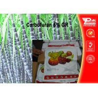 China Carbofuran 5% GR Pest control insecticides 64902-72-3 wholesale