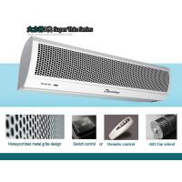 China 1800mm Wall Mounted Compact Titan Residential Air Curtain With Metal Cover wholesale
