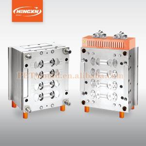 China 8 cavities flip top cap mould wholesale