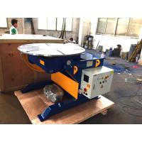 China 220V Welding Turn Table / welding rotating table CE certificates wholesale