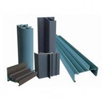 China PVDF Painted 6061 Aluminum Profile For Windows / Doors , Extruded Aluminum Framing Systems wholesale