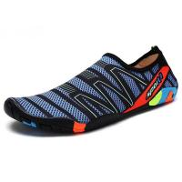 China Summer Barefoot Water Shoes , Colorful Aqua Water Shoes For Surfing Swimming wholesale