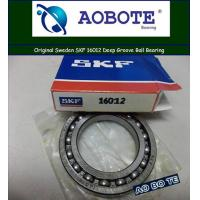 China SKF 16012 Deep Groove Ball Bearing Z3 with 60*95*11MM Single Row For Dyeing wholesale