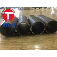 China Q235 Carbon Steel Welded Pipe Gb/t8162 Thick Wall For Mechanical Structure wholesale