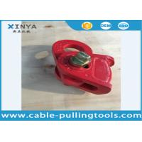 China T6-10 Steel Wire Grip 1T Capacity for Gripping Steel Wire Rope ACSR AAC wholesale
