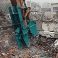 China Secondary demolition tools mechanical pulverizer concrete crusher wholesale