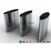 Buy cheap Electric Sliding Controlled Access Turnstile Waist Height For Traffic System from wholesalers