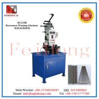 China tubular heating element machine for RS328B resistance winding machine by feihong wholesale