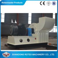 China Wood Sawdust Hammer Mill Grinder , Wood Chips Hammer Mill Small Corn Grinder wholesale