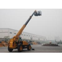 China Easy Operated Waterproof Telescopic Forklift , Industrial Lifting Equipment wholesale