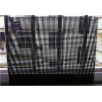China High quality 14mesh*0.6mm security screen doors homes for Decoration on sale