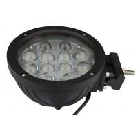 China 7 Inch 60W Cree LED Work Light , 4WD JEEP CREE LED Driving Light wholesale