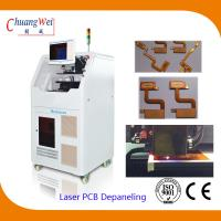 China Economic UV Laser Cutting Systems Laser Depaneling Machine without Stress wholesale