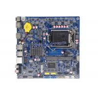 China Industrial Grade fanless mini itx motherboard H110 Chipset LGA1151 Processor wholesale