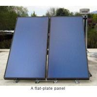 China Solar Water Heater Flat Panel wholesale