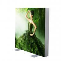China Advertising LED Light Box Backlit Frameless Led Fabric Light Reinforced Struction wholesale