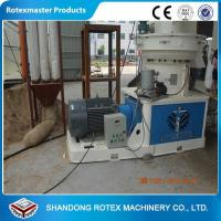 China Environmental Hay Hops Wood Pellet Machine , Wood Pelletizing Equipment wholesale