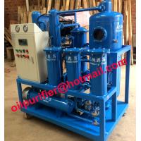 China Emulsion Lubricant Oil Purifier, Oil Purification Plant Steam Turbine and Hydroturbine, Waste Oil Treatment Plant wholesale