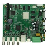 China Fully Turnkey PCB Assembly Services FR4 Material Copper 1OZ HASL Surface Finish wholesale