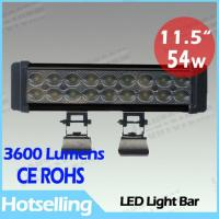 China High Power 54W LED off Road Light, LED Headlight with CE/RoHS Certification (LB-154) wholesale
