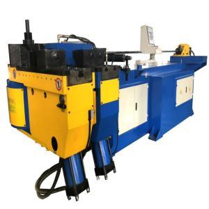 China Hydraulic Muffler 1.0mm Steel Tube Bending Machine Semi Automatic wholesale