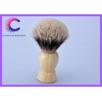 Quality Handmade 2 Band Shaving Brush , manchurian badger for Barber shop , Supermarket for sale