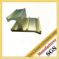 brass copper alloy hardware extrusion profile bolts sections