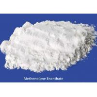 China Primobolan Methenolone Enanthate Bodybuilding Powders Aromatizing CAS 303-42-4 wholesale