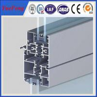 China High quality extruded aluminum storm windows for sale wholesale