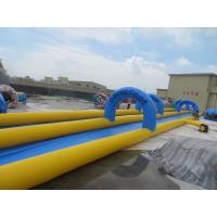 China New finished inflatable slide the city with lower factory price wholesale