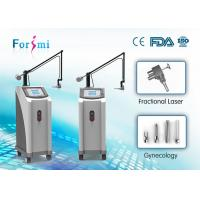 China CE approved scar wrinkles removal skin resurfacing fractional co2 laser machine wholesale
