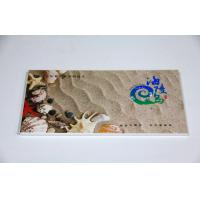 China Full Color Die Cutting Business Card Printing Service , Postcard Offset Printing wholesale