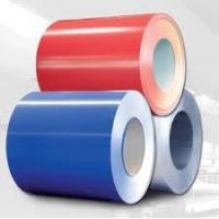 China 3MT-5MT Weight Colour Coated Prepainted Steel Coil for Construction on sale