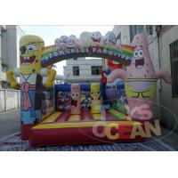China Commercial Inflatable Bounce House wholesale