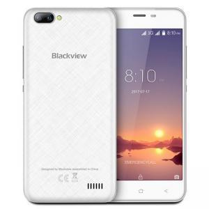 3G MTK6580A New Cellular Phones Quad Core 2500mAh 5MP Camera 1GB 8GB Blackview A7