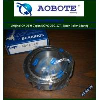 China Koyo Japan Taper Roller Bearing 33011JR , 2RS ABEC-5 and High Speed wholesale