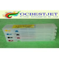 China Epson Printer 1000ML Inkjet Printer Refillable Cartridge T6941 T6942 with Pigment Ink on sale