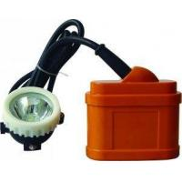 China KJ8.0LM Ni-MH Rechargeable Safety Coal Mine Safety Lamp 4000Lux for Mining Industry wholesale