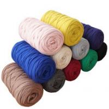 China 210g/pcs Fancy Yarns For Hand Knitting Thick Thread Crochet Cloth Yarn DIY bag handbag carpet cushion Cotton Cloth T-Shi on sale