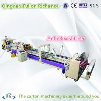 China Your Best Tool Automatic Stitcher Machine with Folder Part for Box Making wholesale