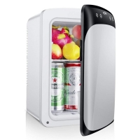 China 10L Portable Mini Fridge with Cold and Hot Functionality wholesale