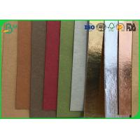 China Natural Cellulose Pulp Tear Proof  Washable Kraft Paper For Making Shoes wholesale