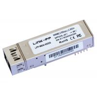 China FTLF8519F2xCL 2.5Gbps SFP Optical Transceivers Modules LFF-8524-02IDS wholesale